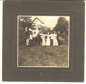 Wilson family gathering, Ohio