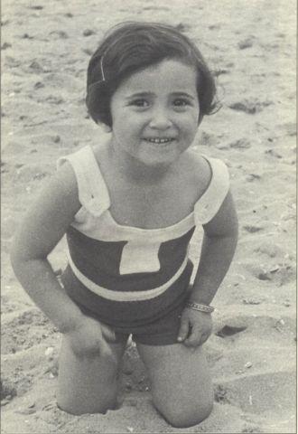 Nicole Blum 1943