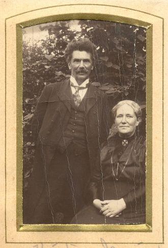 Kristian Skolmen family