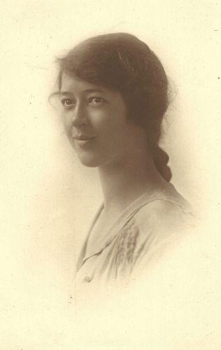 Miriam Rittenhouse Mayne