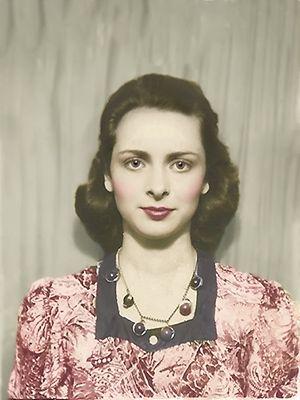 Marjorie Jean Sibbitt
