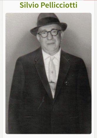 promo code 01299 7ac6a Silvio Pellicciotti - Biography and Family Tree
