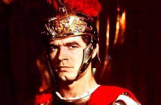 Ben Hur Star, Stephen Boyd.