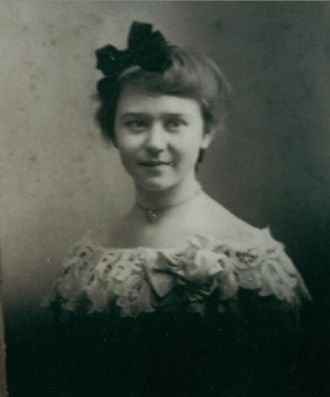 Mary Lucille Fitzpatrick (Mayme)