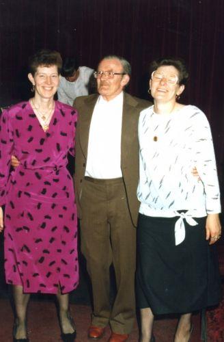 June Sleeth, Jimmy Charlton, Mary McGowan