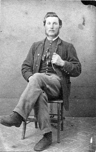 A photo of Jeremiah Van Kleeck, Jr.