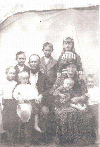Family of William F. Parrish