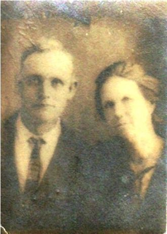 Great-Great Aunt and Uncle