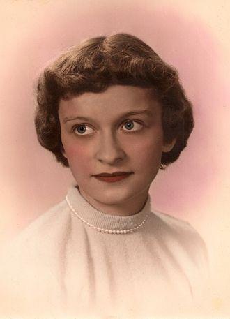 Alice Barbara (Brechin) O'Hearn portrait