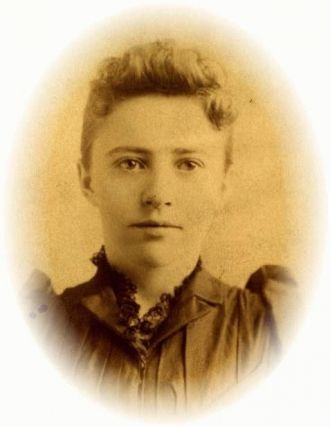 A photo of Annie (Berry) Bates