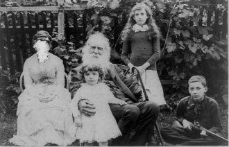 Walt Whitman & the Williams Family