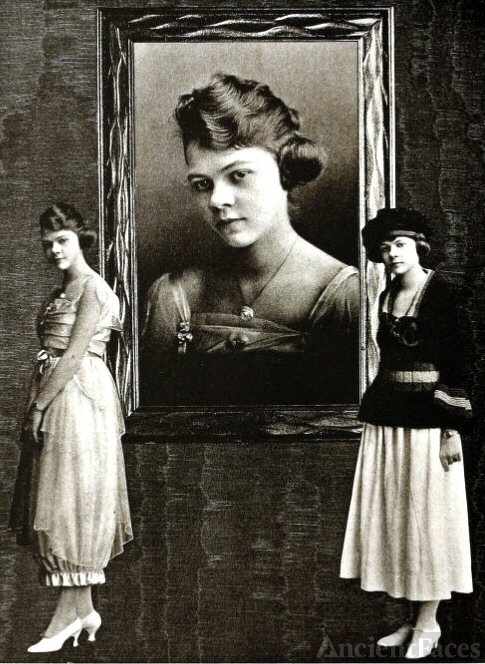 Normastel Peatross, Mississipi, 1920