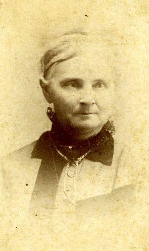 Mrs. Charlott Taylor, Virginia