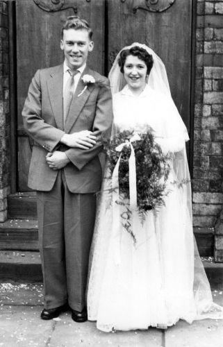 Rita (O'Grady) & Ken Brankling Wedding