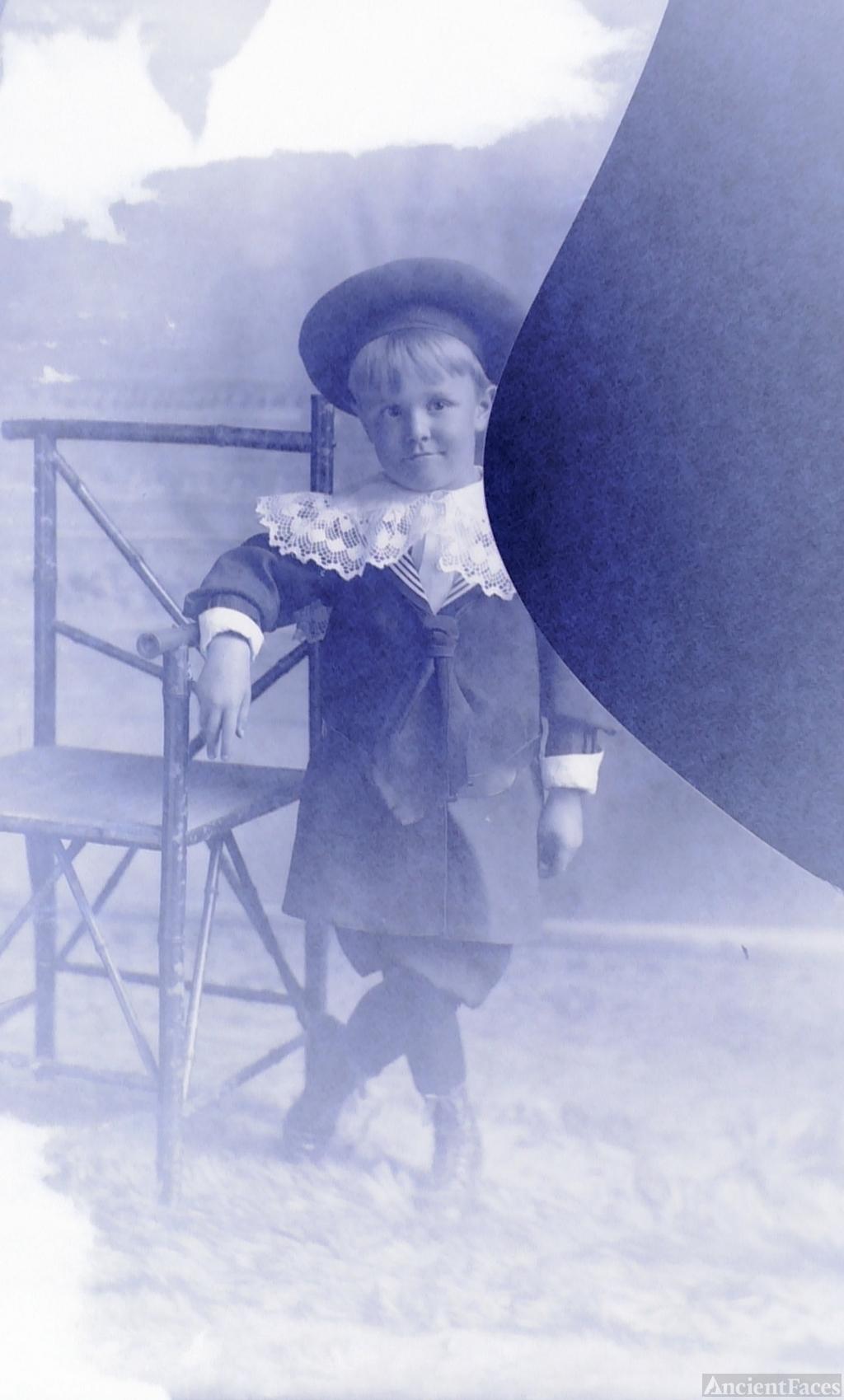 Unknown Sailor Boy