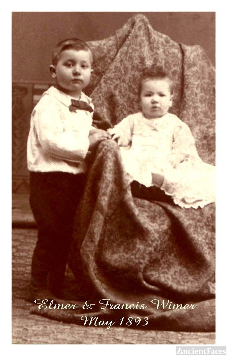 Elmer & Francis Wimer