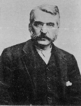 Adam Worth, Master Criminal  1900