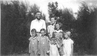 Lorene &Winfield Herring Family, Texas