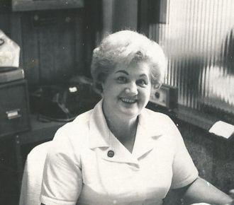 A photo of Florence J Knapik