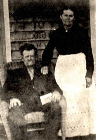 David & Nancy (DeWitt) Cooper