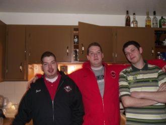 Josh, Jesse, and Jake Lee