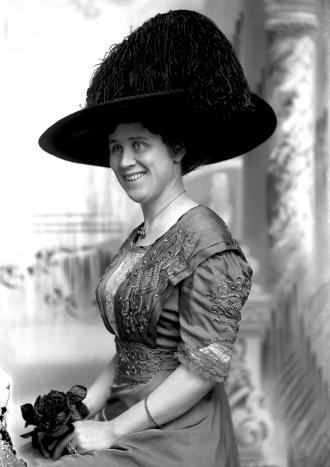 A photo of Ellen Asbury