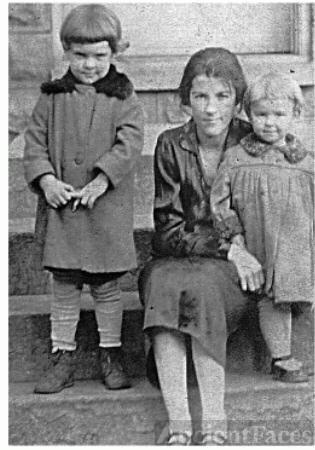 Rebecca Hale and Children
