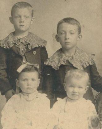 Beatty Children of Lewis County, TN