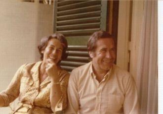 Karl-Heinz and Brigitte, 1970