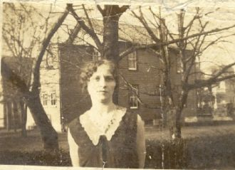 Ida Smith about 1920