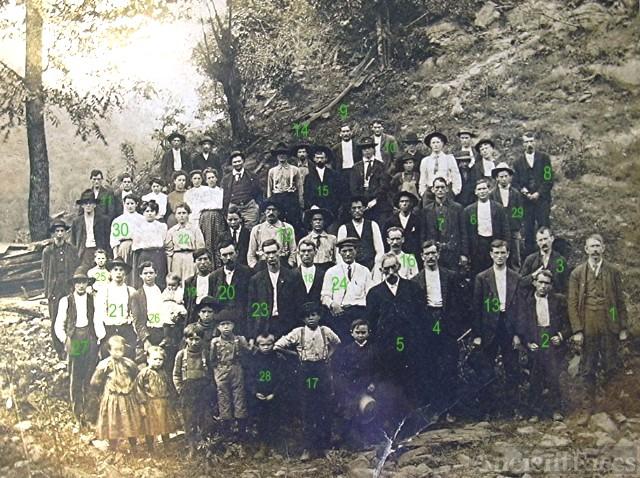 Dizney Kentucky Congregation