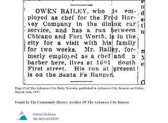 Owen Bailey