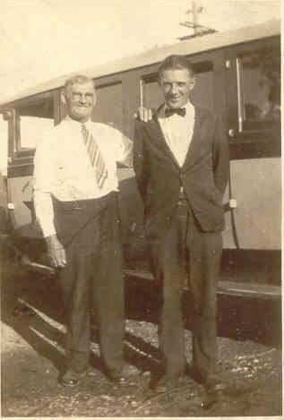 Ora Baker & Richard Deremer