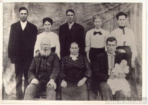 H. V. Walker and Family