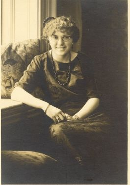 A photo of Ruth Carr