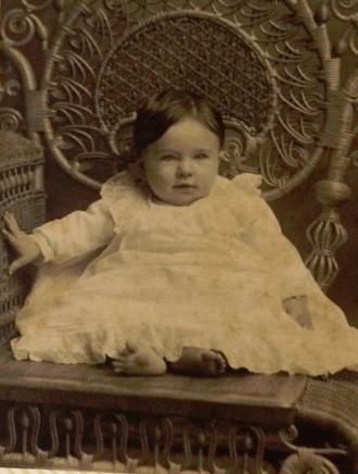 Baby Franklin Miller-1905