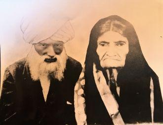 Dada Bapa and Dadi Maa -