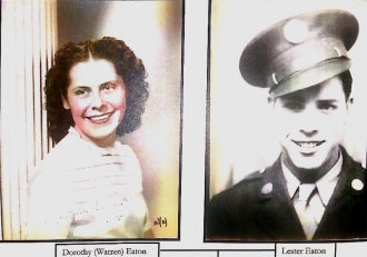 Blessed With The VERY BEST GRANDPARENTS,Lester & Dorothy Eaton