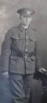 Charles Lowther WW1