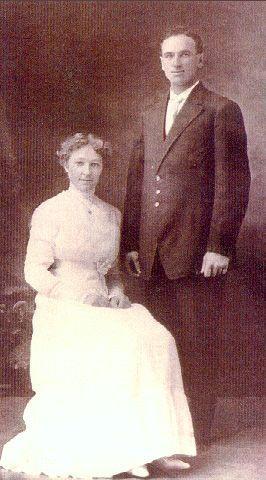 Alice (White) & Hobart Swieso, 1911