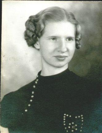 Irene Fern Brobst, Kansas