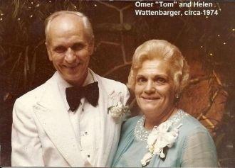 Omer & Helen Wattenbarger