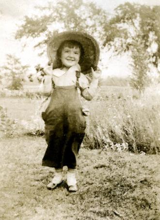 Gladys Gertrude (Clark) Burbank
