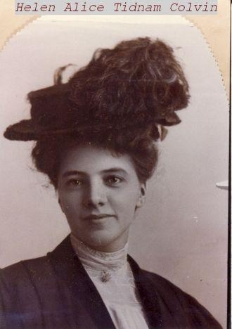 Helen A Tidnam