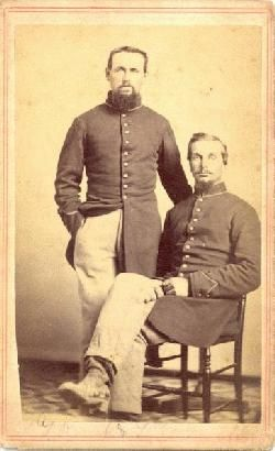 Louis and Lyman Rench