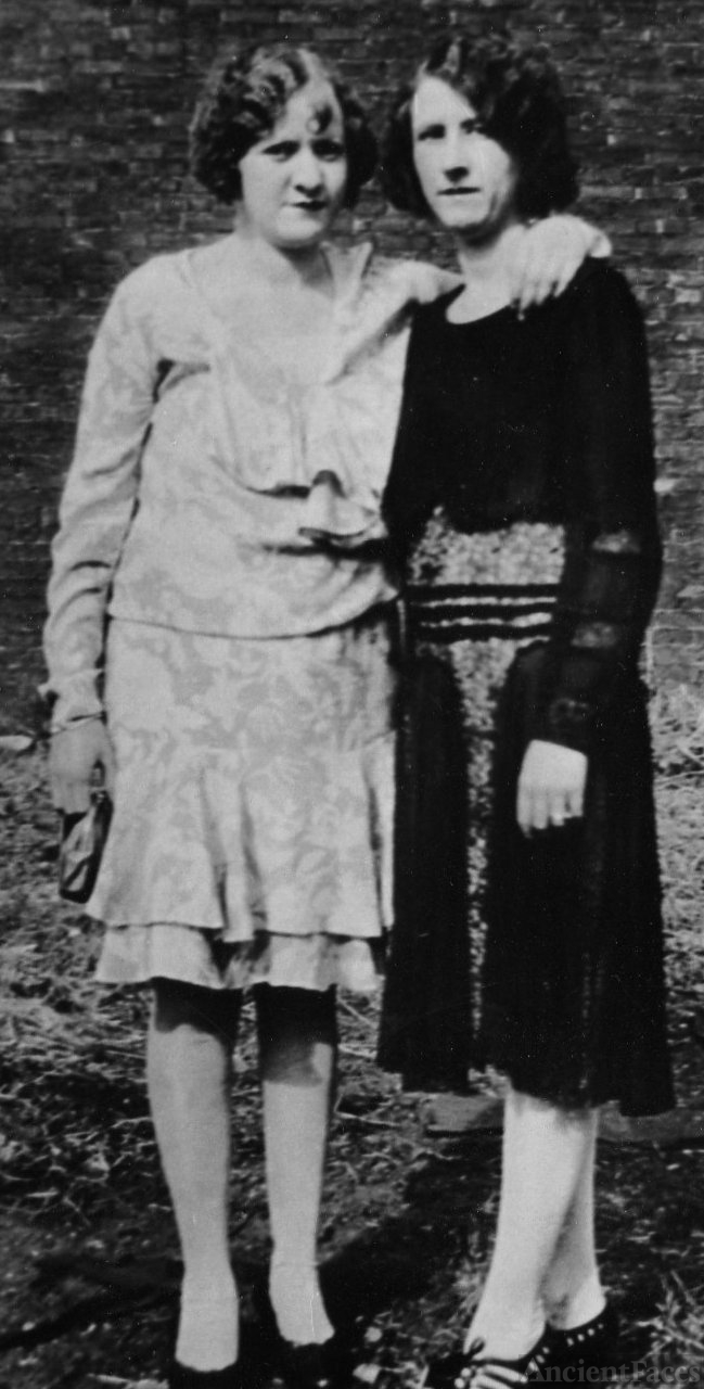 Alice and Adel Oliver