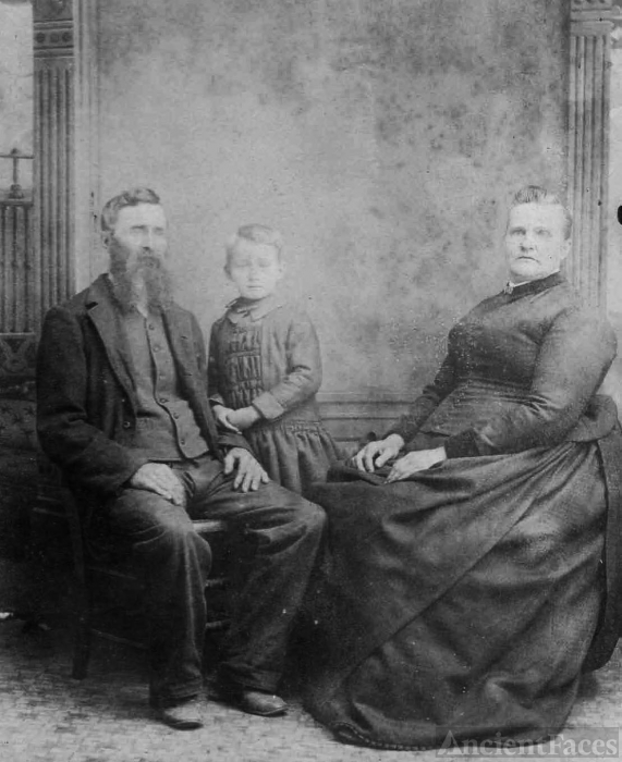 Daisy Pomeroy Family