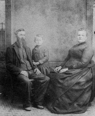A photo of Mr. & Mrs. Pomeroy