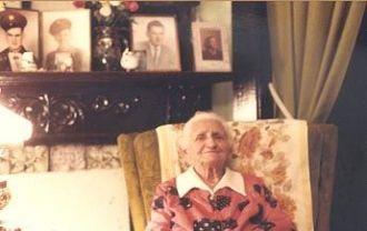 A photo of Lulu Mae Woods
