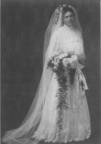 Olga Lucetta Howey nee Fehmer